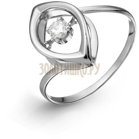 Кольцо с бриллиантом Т301017517