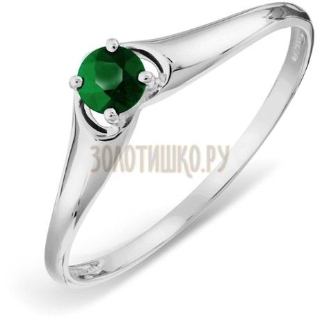 Кольцо с изумрудом Т301017771_3