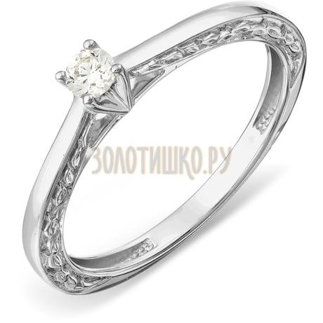 Кольцо с бриллиантом Т301017791