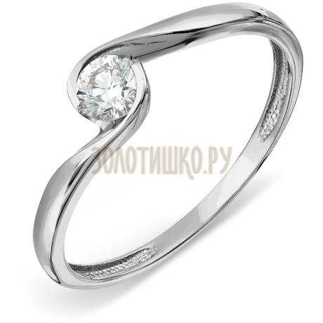 Кольцо с бриллиантом Т301017792