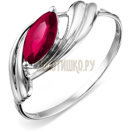 Кольцо с корундом Т301018248-02