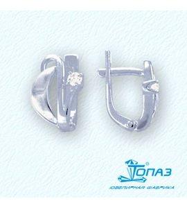 Серьги с бриллиантами Т301021951