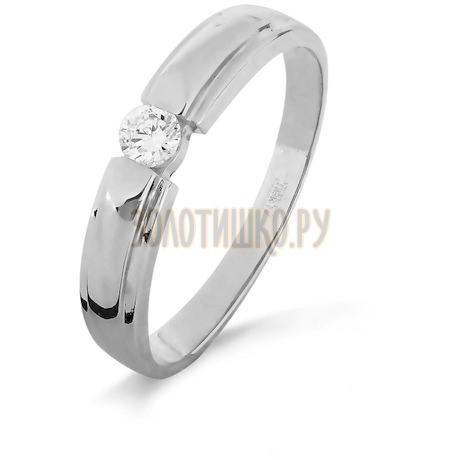 Кольцо с бриллиантом Т301516336