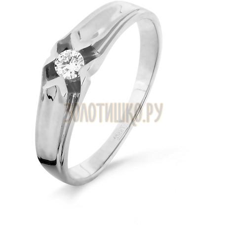 Кольцо с бриллиантом Т301516337