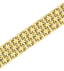 Бисмарк двойная с алмазной гранью d 0,50