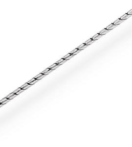 Гурмета кованая круглая с алмазной гранью d 0,40