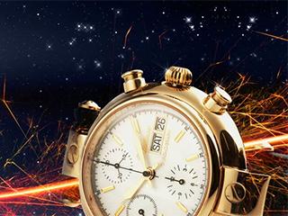 Встречайте новые золотые часы «PLATINOR» и «ЧАЙКА»