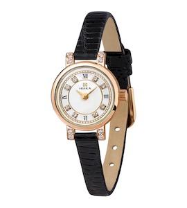Золотые женские часы VIVA 0313.2.1.17H