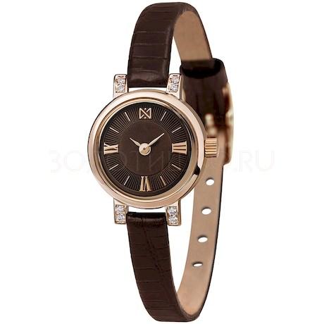 Золотые женские часы VIVA 0313.2.1.63A