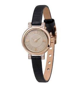 Золотые женские часы VIVA 0313.2.1.83B