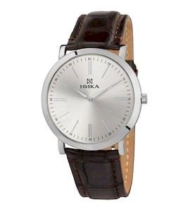 Серебряные мужские часы Slimline 1027.0.9.25B