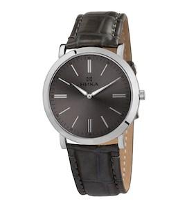 Серебряные мужские часы Slimline 1027.0.9.75B