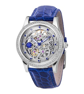 Серебряные женские часы НИКА EXCLUSIVE 1100.42.9.36