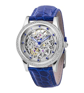 Серебряные женские часы НИКА EXCLUSIVE 1100.42.9.36A