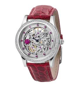 Серебряные женские часы НИКА EXCLUSIVE 1100.43.9.36