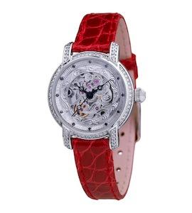 Серебряные женские часы НИКА EXCLUSIVE 1121.1.9.01