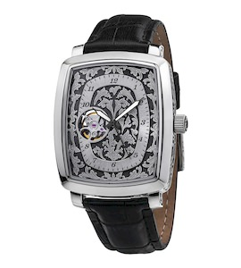 Серебряные мужские часы НИКА EXCLUSIVE 1146.0.9.01