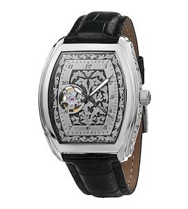 Серебряные мужские часы НИКА EXCLUSIVE 1147.0.9.01