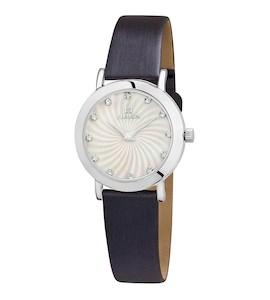 Серебряные женские часы Slimline 1539.0.9.36A