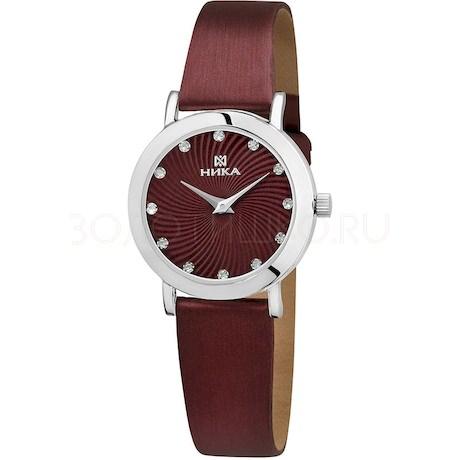 Серебряные женские часы Slimline 1539.0.9.92A