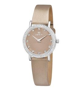 Серебряные женские часы Slimline 1539.2.9.91A
