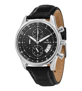 Серебряные мужские часы GENTLEMAN 1876.0.9.52C
