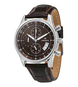 Серебряные мужские часы GENTLEMAN 1876.0.9.62C