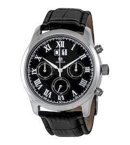 Серебряные мужские часы EGO 1898.0.9.51A