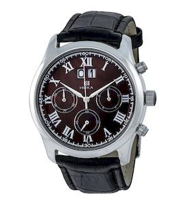 Серебряные мужские часы EGO 1898.0.9.61A