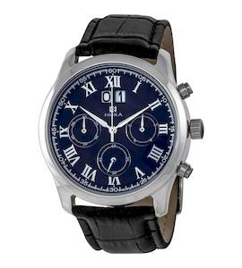 Серебряные мужские часы EGO 1898.0.9.81A