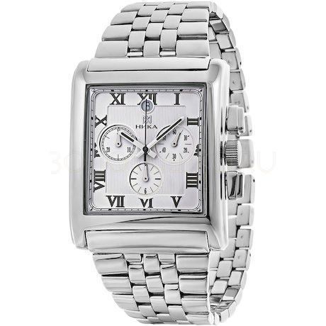 Серебряные мужские часы CELEBRITY 2081.0.9.21H-01