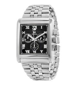Серебряные мужские часы CELEBRITY 2081.0.9.51H-01
