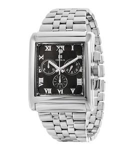 Серебряные мужские часы CELEBRITY 2081.0.9.71H-01
