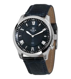 Серебряные мужские часы Казино B 3621B.0.9.83A