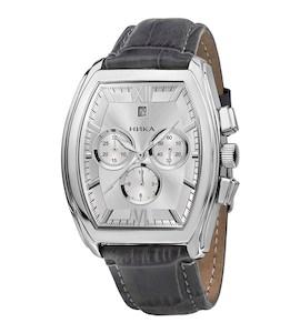 Серебряные мужские часы CELEBRITY 4135.0.9.23A