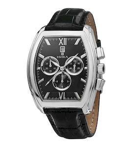 Серебряные мужские часы CELEBRITY 4135.0.9.53A