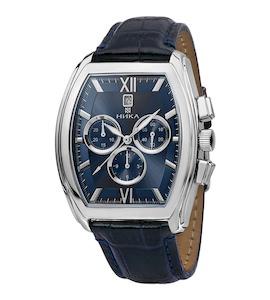 Серебряные мужские часы CELEBRITY 4135.0.9.83A