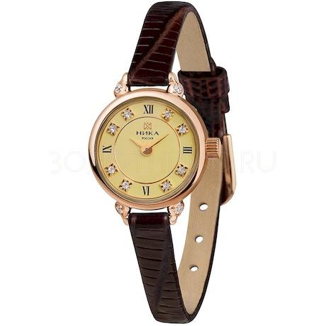 Золотые женские часы VIVA 5897.2.1.47H