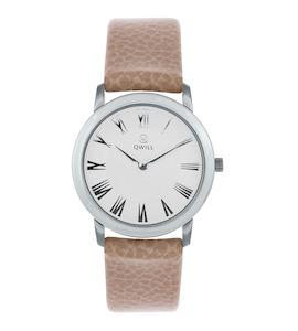 Серебряные женские часы QWILL 6050.01.04.9.21A