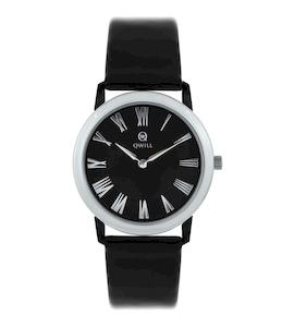 Серебряные женские часы QWILL 6050.01.04.9.51C