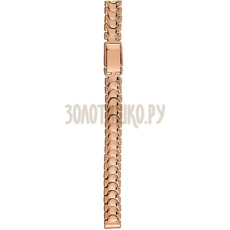 Золотой браслет для часов (8 мм) 012
