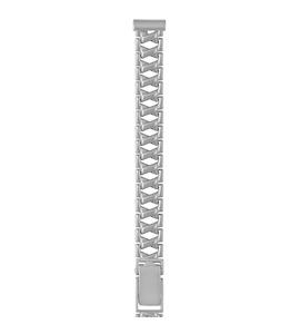 Серебряный браслет для часов (10 мм) 020278