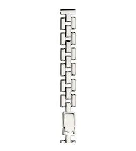 Серебряный браслет для часов (10 мм) 020580