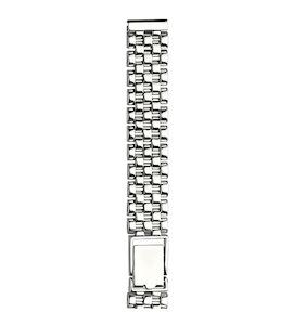 Серебряный браслет для часов (12 мм) 030406