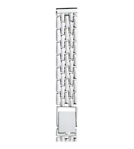 Серебряный браслет для часов (14 мм) 040220