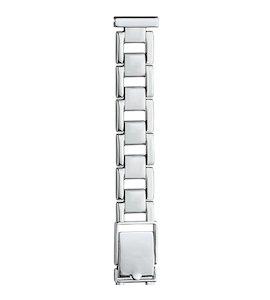 Серебряный браслет для часов (14 мм) 040226