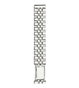 Серебряный браслет для часов (14 мм) 040408