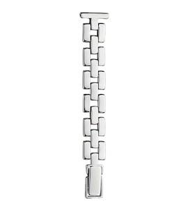Серебряный браслет для часов (14 мм) 040580