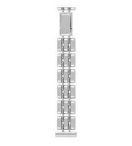 Серебряный браслет для часов (14 мм) 040586