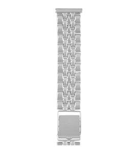Серебряный браслет для часов (18 мм) 042016.18